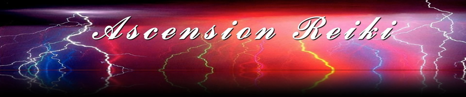 Ascension Reiki Logo